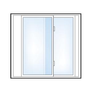 5500 2 lite slider window