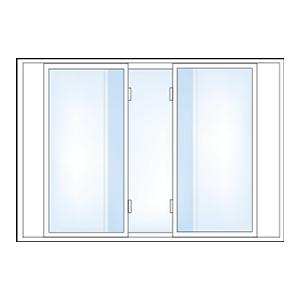 5500 3 lite slider window