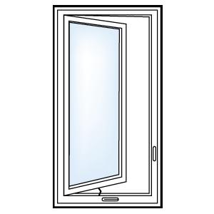 5500 casement window