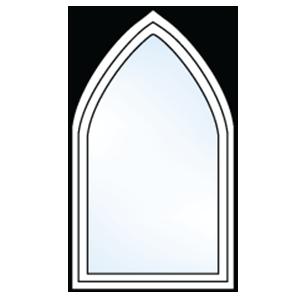 5500 gothic window