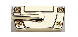 asure hardware camlock brass