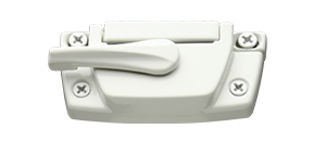 asure hardware camlock white