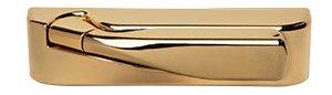 reflections flush mount optional crank brass1